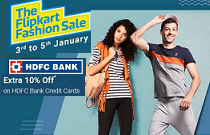 Flipkart Fashion Sale-50-80% Off