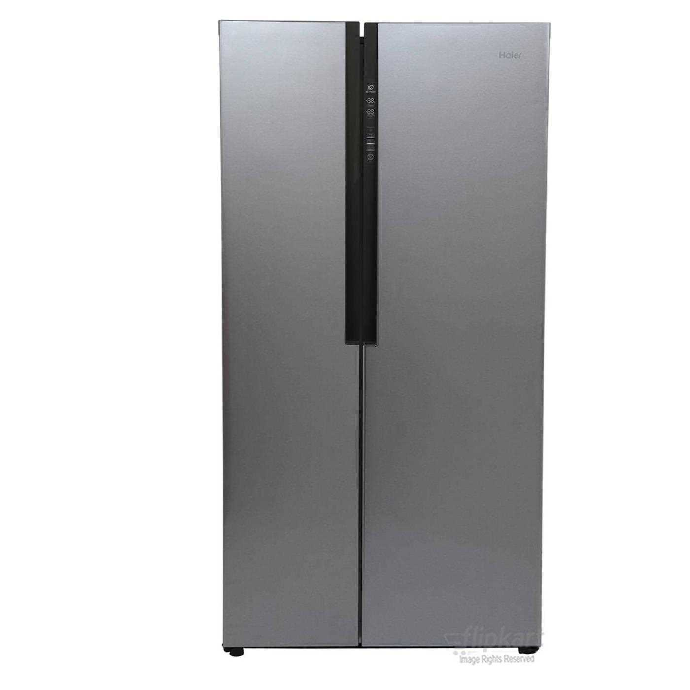 haier hrf 618ss side by side door 565 litres frost free. Black Bedroom Furniture Sets. Home Design Ideas