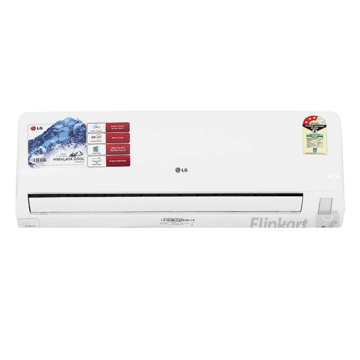 Lg air conditioner price list 2017 in india lg split for 0 8 ton window ac price