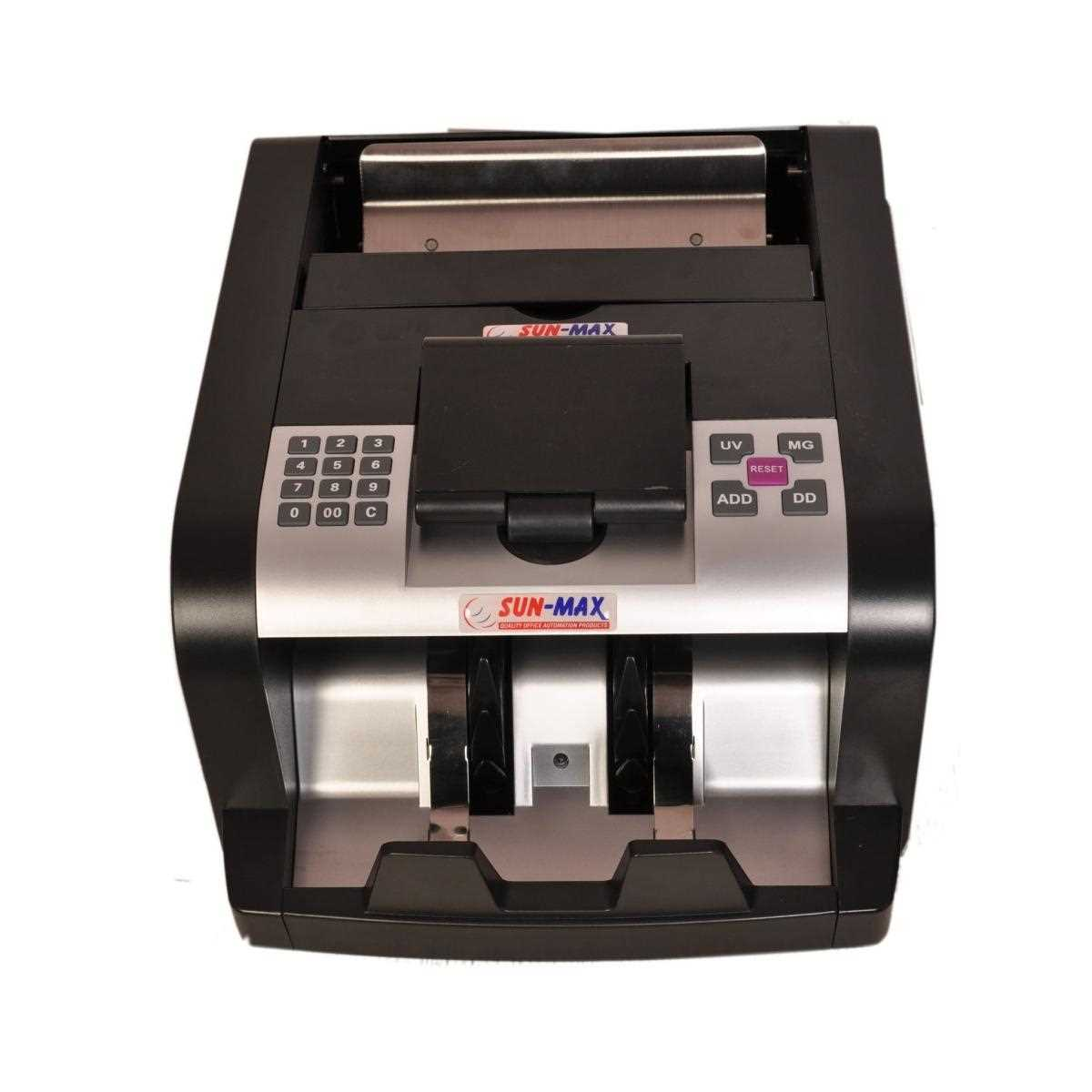 note counting machine
