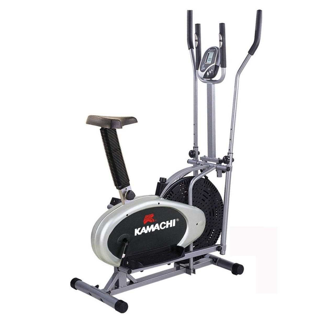 Kamachi OB 328 Elliptical Bike Price in India | 15 Feb 2017