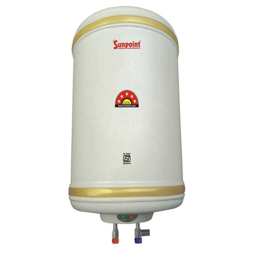 sunpoint water heater price list in india 2017 lowest sunpoint water heater prices online. Black Bedroom Furniture Sets. Home Design Ideas