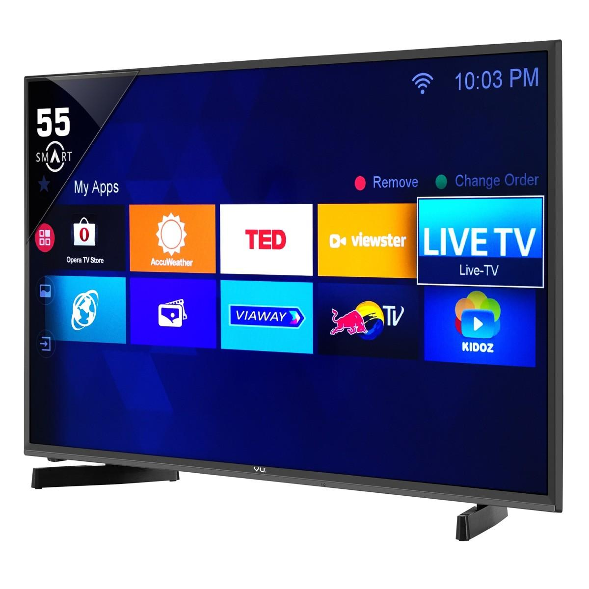 Vu 55UH8475 (55) Full HD Smart LED TV